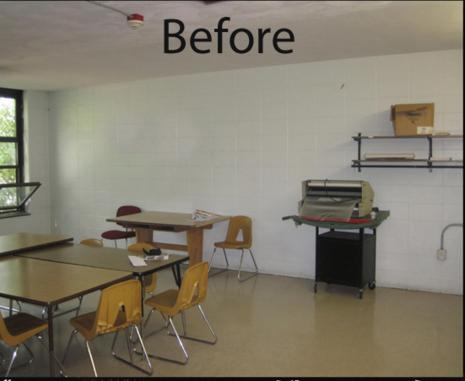 The teacher s lounge teachezwell blog for Lounge makeover ideas