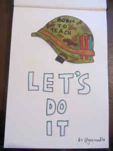 Lets Do It-Return to work-Full Metal Jacket
