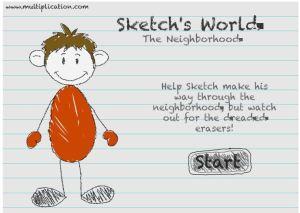 Sketch's world