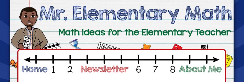 Mr. Elementary Math 1