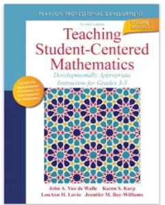 student centered math
