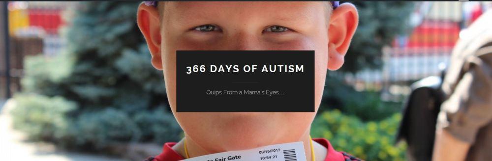 366 days of autism