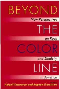 american beyond the color line Watch america beyond the color line (2002) free online - through numerous personal interviews, professor henry louis gates jr examines the past, present, and future of black/white race relations in the usa.