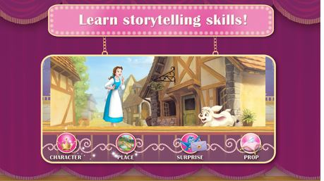 Disney Princess Story Theater