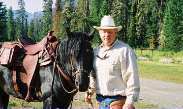 Phil_Olsen_and_his_horse