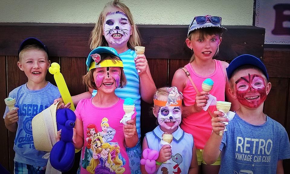 children- in costume