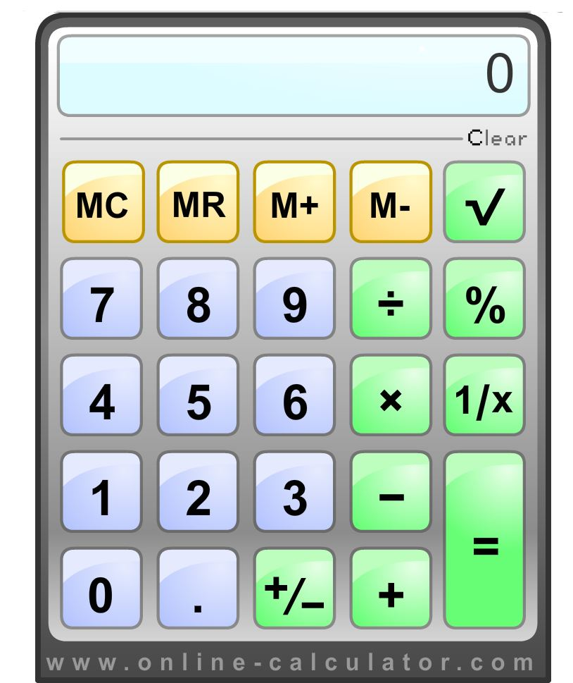 You've got questions. We've got calculators.
