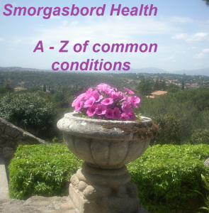 smorgasbord A - Z