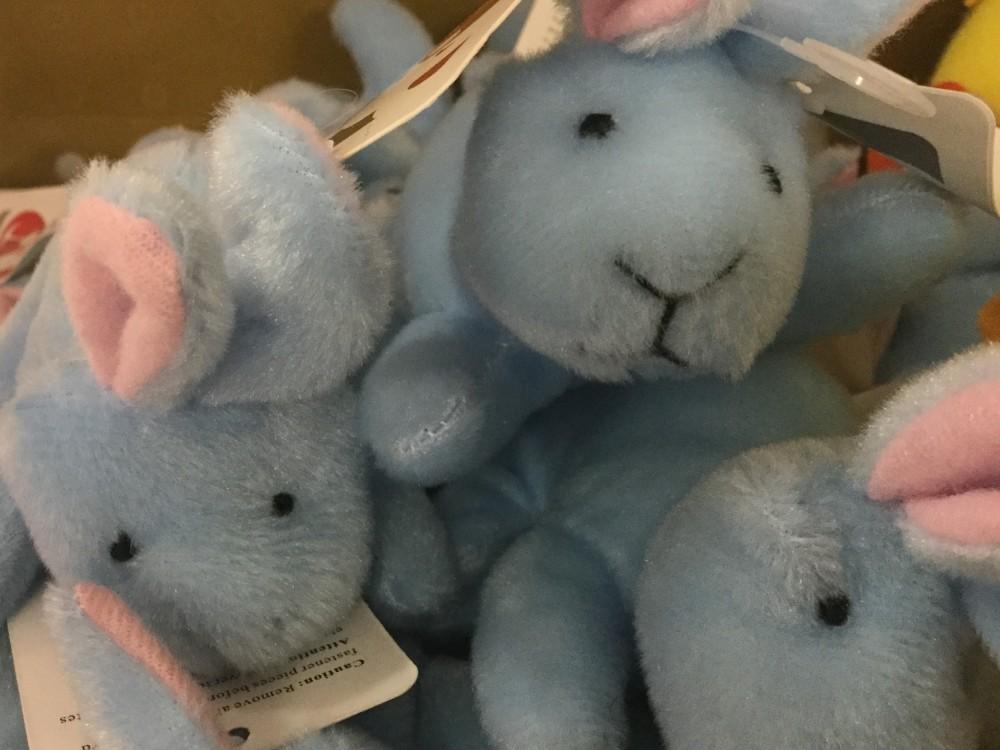 bluebell bunnies)