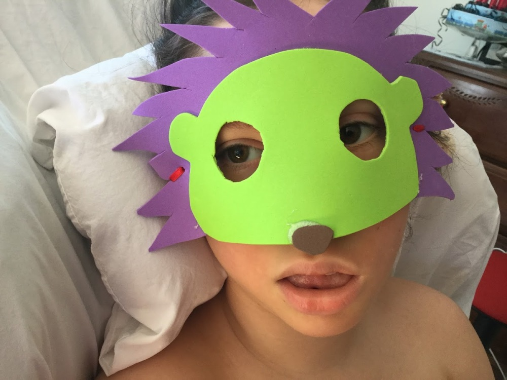 electric lime mask 2