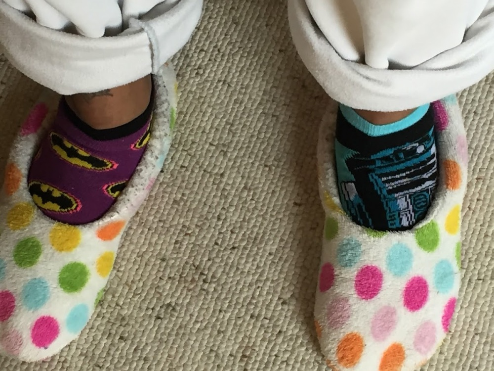 Jenn's socks 2