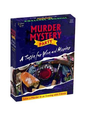 murder mystery game